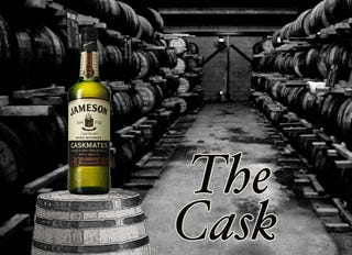Illustration for article titled The Cask: Jameson Caskmates - Stout Edition