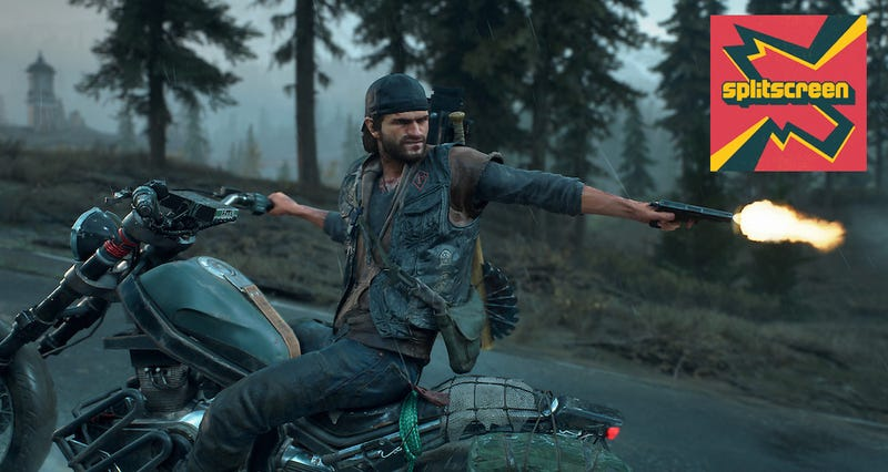 Illustration for article titled Days Gone Is Certainly A Video Game