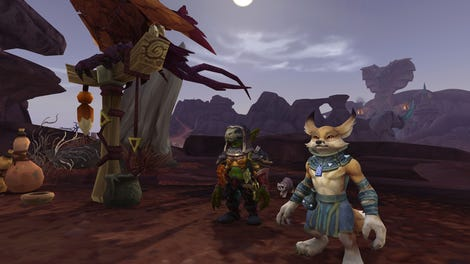World Of Warcraft Classic Beta Players Are Reporting Bugs