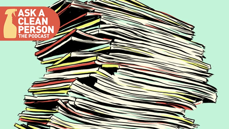 Illustration for article titled Cleancast: How Many Unread New YorkersAre Piled On The Coffee Table?