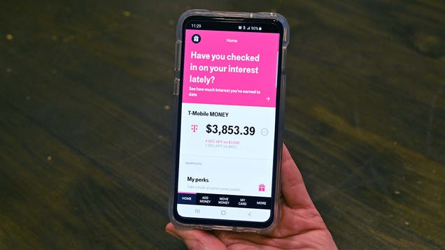 T-Mobile s Next Big Move Is... a Checking Account?
