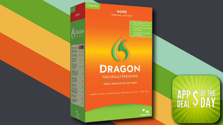 Illustration for article titled Daily App Deals:  Get Nuance Dragon NaturallySpeaking v11.5 for Only $19.99 in Today's App Deals