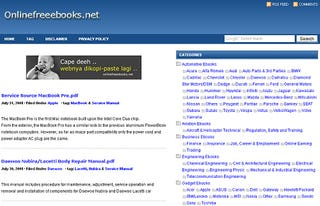 Illustration for article titled Free Information Technology Books Pdf