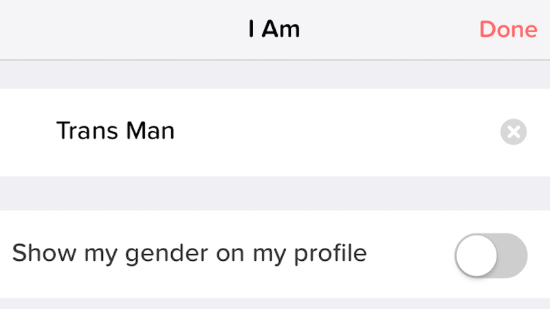 Tinder Now Has 40 Gender Options