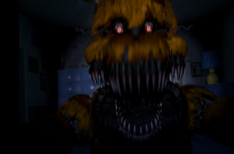 Everything we know about five nights at freddy s 4 so far