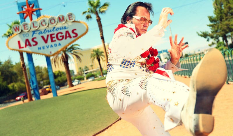 if you are gay and planning to have an elvis themed wedding you might want to rethink heading out to las vegas