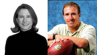 Illustration for article titled Drew Brees' Crazy Mom Moves Up To Extortion