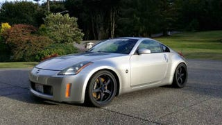 Illustration for article titled For $13,000, This 2003 Nissan 350Z Could Be Your Racing Mule