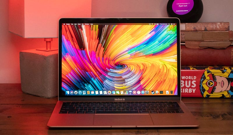 Illustration for article titled El nuevo MacBook Air tiene un SSD más lento que el de la generación anterior