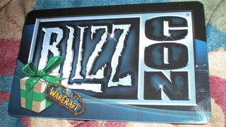 Illustration for article titled Inside The BlizzCon 08 Swag Bag