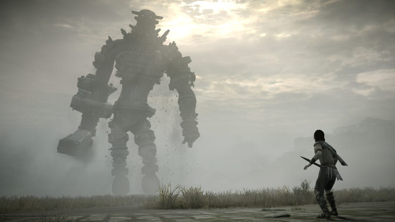 Screenshot: Shadow Of The Colossus (2018)/Sony