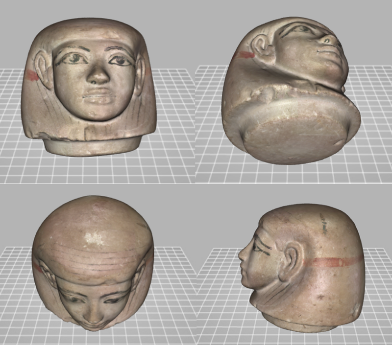 Illustration for article titled Look at These Ancient Egyptian Artifacts from Every Amazing Angle