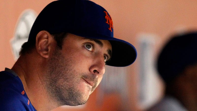 "Illustration for article titled Matt Harvey: ""I Will Pitch In The Playoffs"""