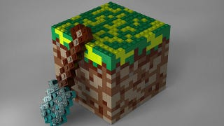Illustration for article titled There Will Be Official Minecraft Lego Sets