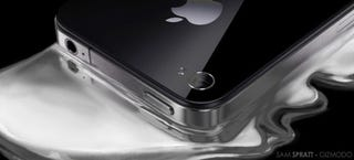 Illustration for article titled Apple Patent Hints at Plans for LiquidMetal and Sapphire iPhone Chassis