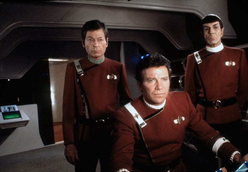 Star Trek II: The Wrath Of Khan (Photo: Paramount Pictures/Sunset Boulevard/Corbis via Getty Images)