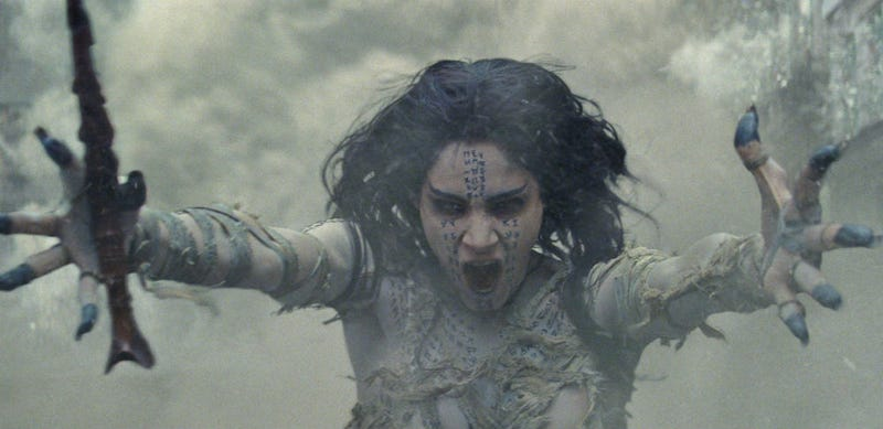 Sofia Boutella is The Mummy in The Mummy, out this summer. All Images: Universal Pictures