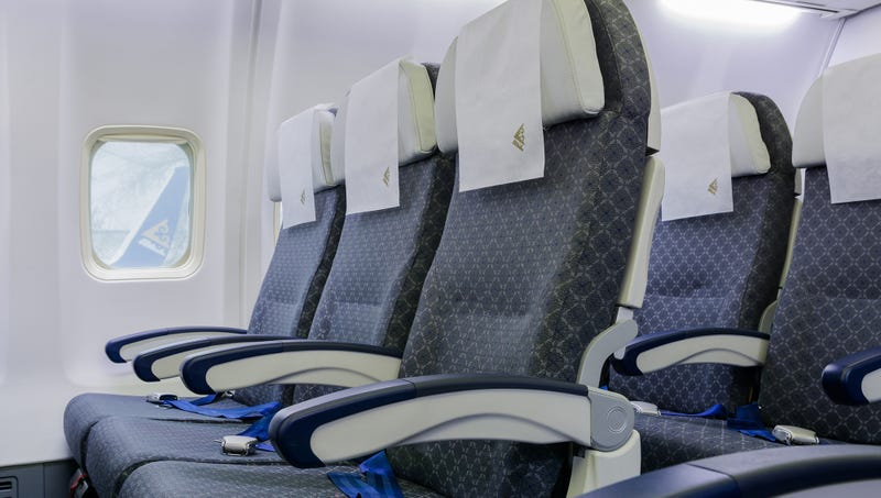 Illustration for article titled Proposed Legislation Would Require Airline Seats Meet Federal Ass Standards