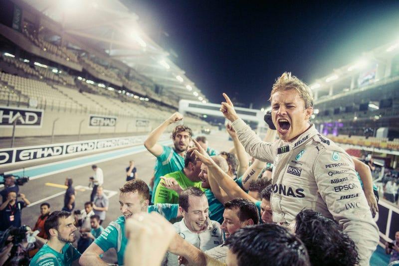 Picture Credit: Nico Rosberg