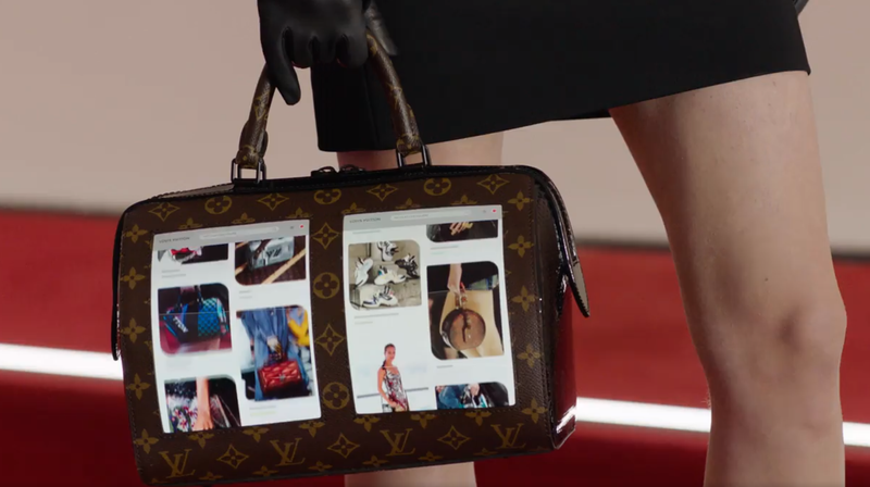 Illustration for article titled Louis Vuitton Finally Made a Bag That's More Embarrassing Than a Rolling Backpack