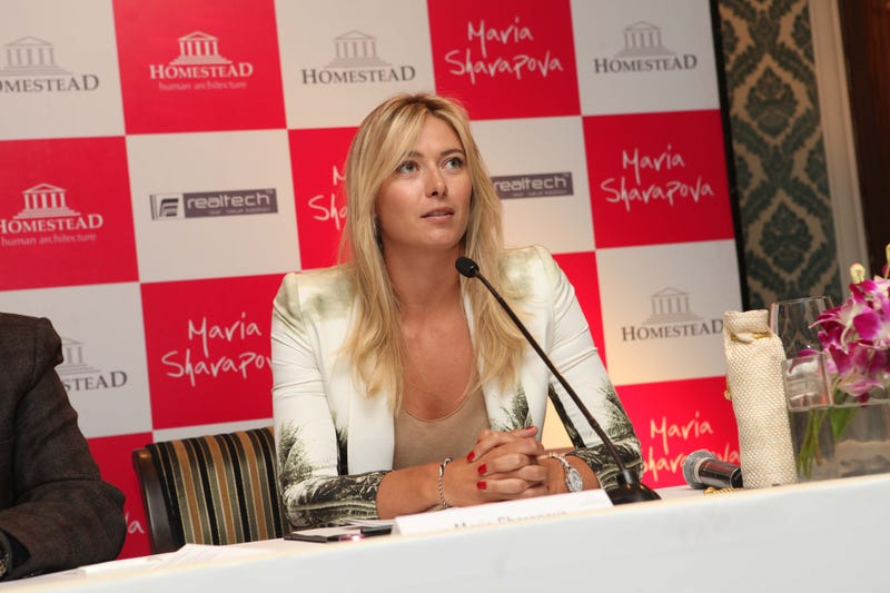 Sharapova booked by Delhi police for 'criminal conspiracy'