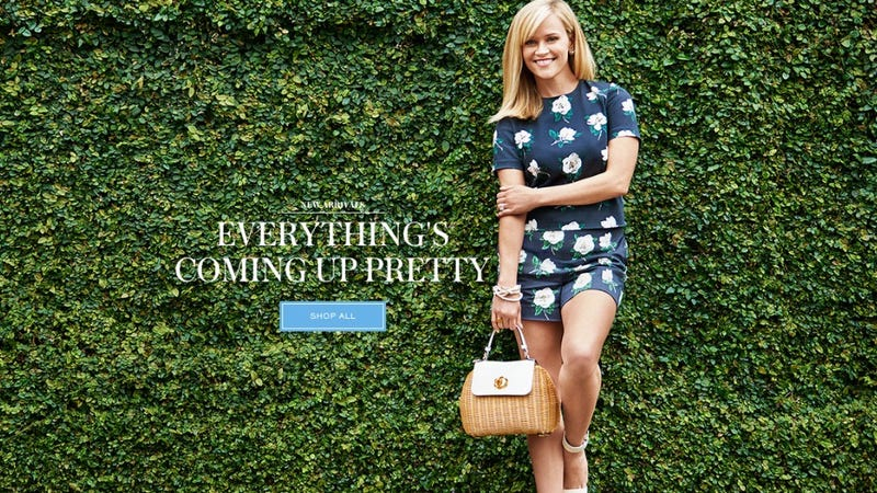 Illustration for article titled Reese Witherspoon's 'Southern' Lifestyle Site Is Giving Me Hives