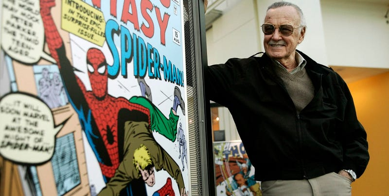 Stan Lee explica por qué Spider-Man debe ser blanco y heterosexual
