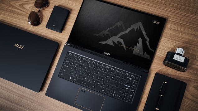 MSI Takes on Business Laptops With a Great Looking New Line Up