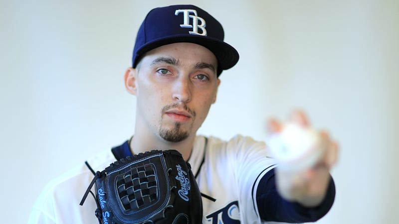 Illustration for article titled Rays Bravely Decide To Pay Blake Snell More Than The League Minimum