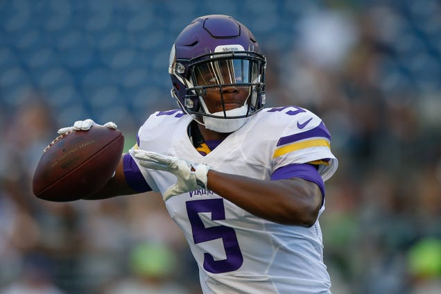 It's Not Looking Good For Teddy Bridgewater