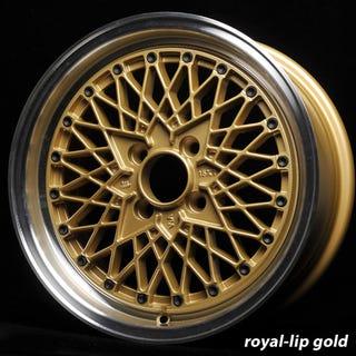 That's a nice SSR wheel ya got there.