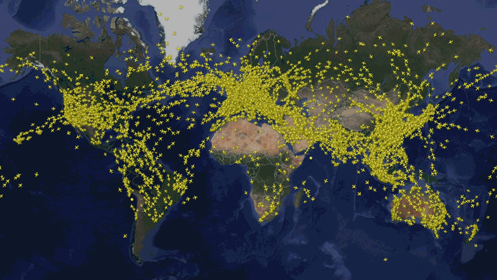 The World May Have Just Had Its Busiest Day of Air Travel Ever