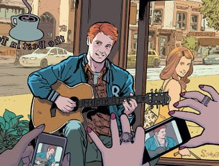 Illustration for article titled The Reign of Archie Continues as Adam McKay Takes the Comic to Broadway