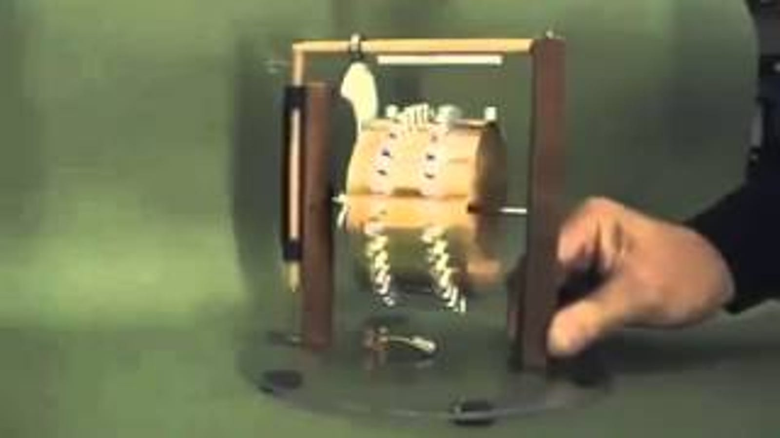 This Perpetual Motion Machine May Not Be Perpetual, But It's Awesome Anyway