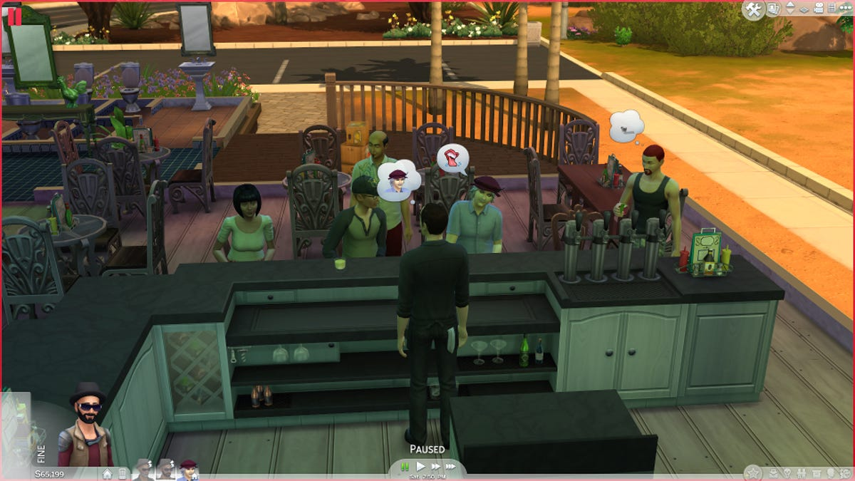 How Evil Can You Be In The Sims 4? We Did Some Experiments