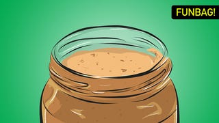 "Illustration for article titled Christ, It's The ""Creamy Vs. Crunchy Peanut Butter"" Debate Again"