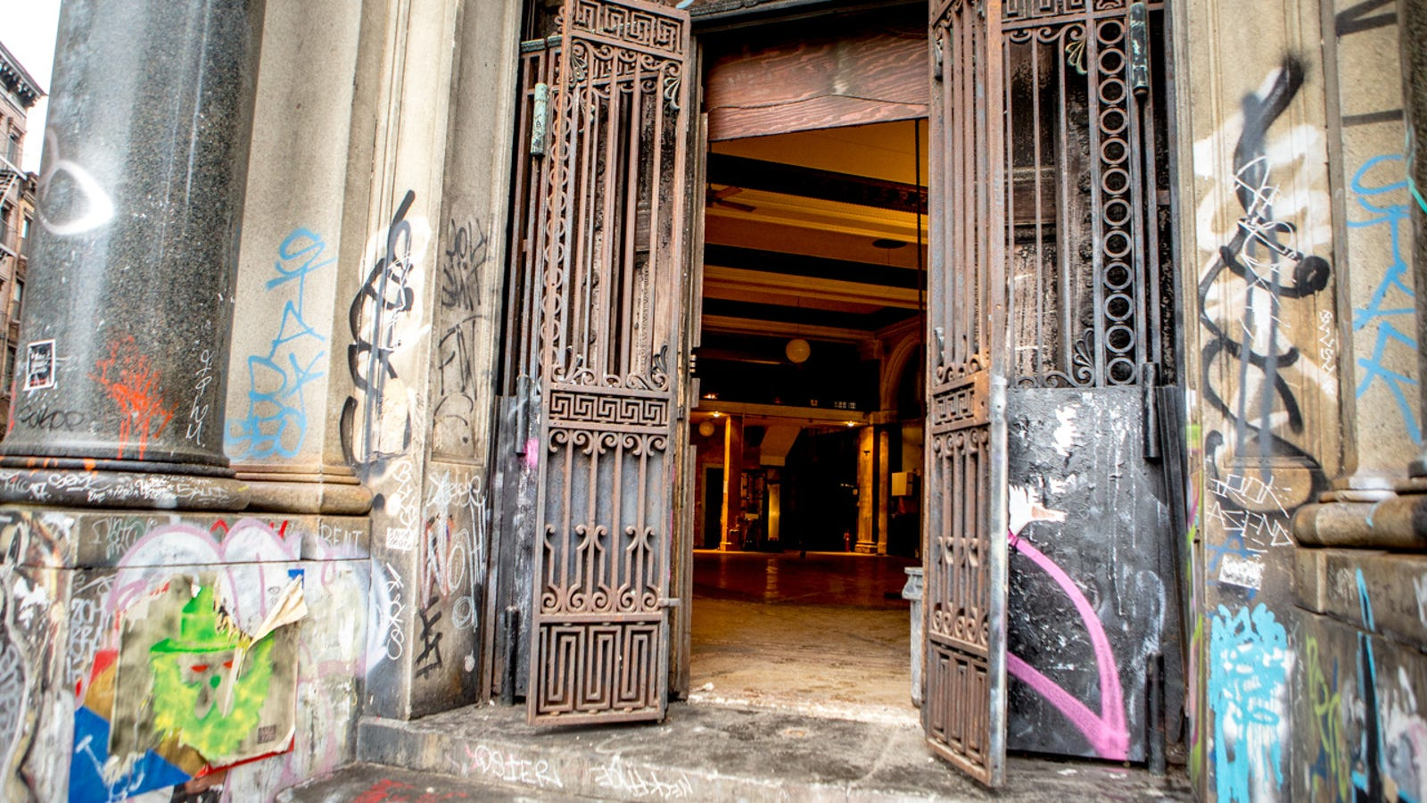 Inside New York City's Most Mysterious Architectural Time Capsule