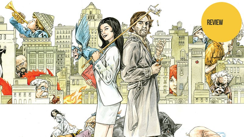 Illustration for article titled Fables: The Kotaku Comic Review