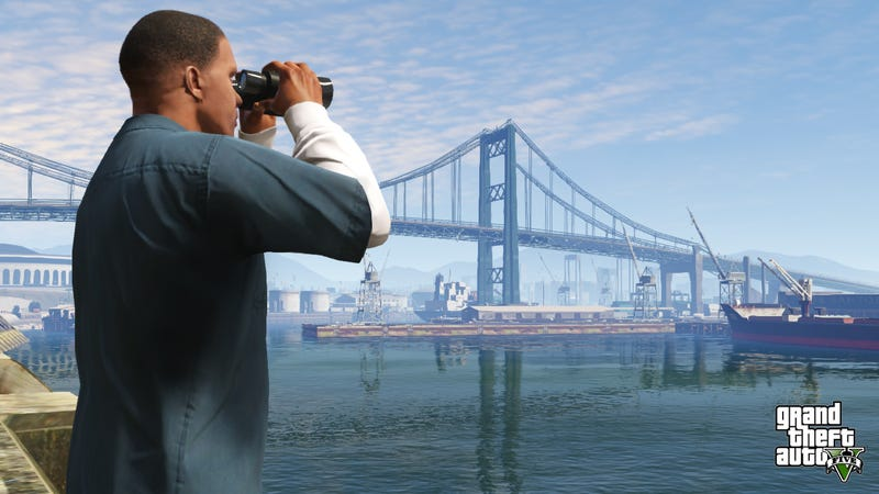 Illustration for article titled Remember, We've Got a Lot More than Los Santos to Discover in GTA V