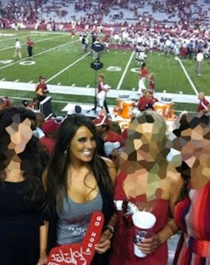 Illustration for article titled Alison Melder, Through Lawyer, Denies Affair With Bobby Petrino