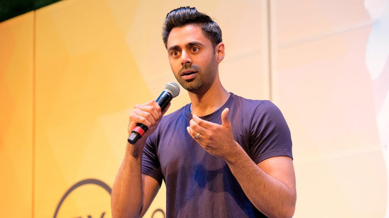 Illustration for article titled Hasan Minhaj's Netflix show Patriot Act will premiere in October
