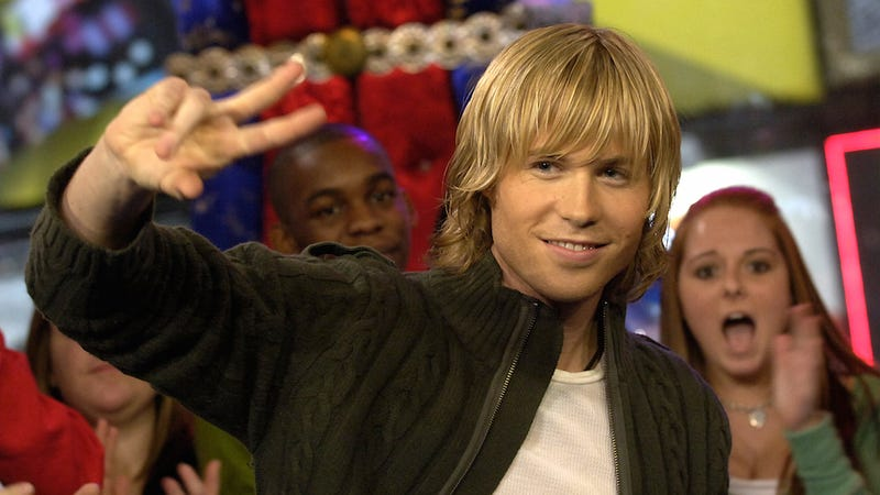 Illustration for article titled O-Town's Ashley Parker Angel's 1D Audition Is Totally a Joke, You Guys