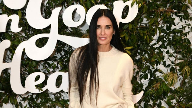 "Demi Moore to release ""deeply candid and insightful"" memoir later this year"