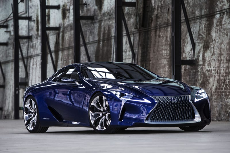 Illustration for article titled yeah yeah yeah that's cool and all- C'MON LEXUS GIVE IT TO US!!!