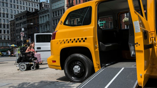 How to Find Wheelchair-Accessible Ubers
