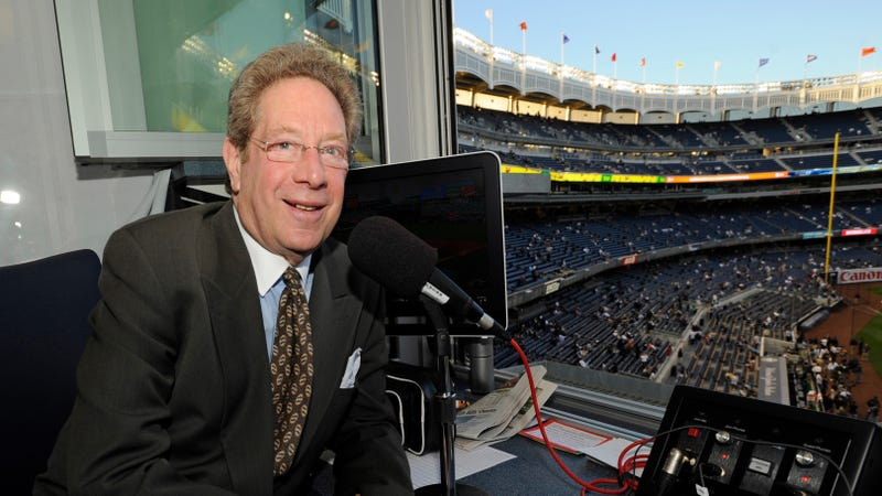 Illustration for article titled John Sterling Is Very Happy That His Goofy Call Blighted Giancarlo Stanton's Dinger