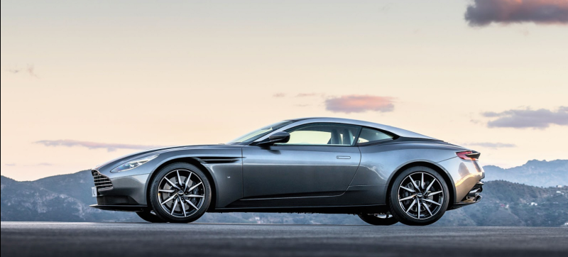 Illustration for article titled Seven New Aston Martins In Seven Years Sounds Like The Perfect Heaven