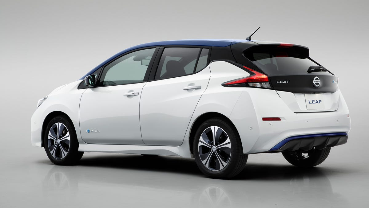 The 2018 Nissan Leaf Is No Tesla Model 3 But It Wonu0027t Cost Nearly As Much