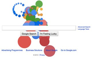 Illustration for article titled What Does Today's Google Logo Mean?