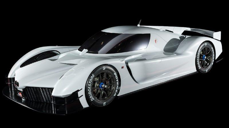 Photo: Toyota Gazoo Racing